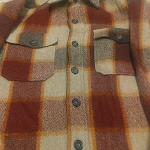 Woolrich Shirts - Vintage Woolrich Large Men's Shirt/Cover